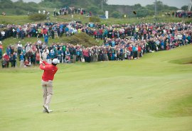Irish Open Golf 2015