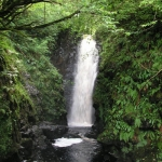 Cranny Waterfall