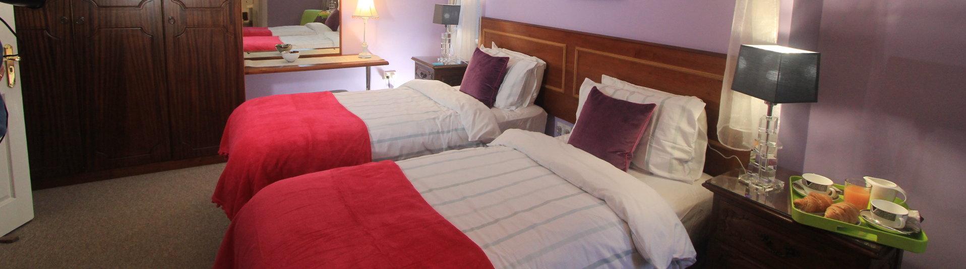 Lemnalary Twin Bedroom