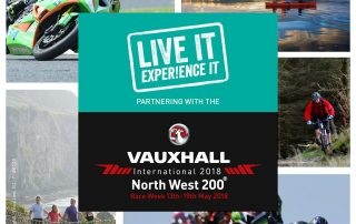 NW200-partner-with-tourism-community-Live-It-Experience-It-for-2018, Exploring Causeway Coast stay Largy Coastal Apartments Carnlough