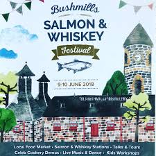 Bushmills Salmon Whiskey Festival - Largy Coastal Apartments