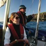 Sailing around the North Coast