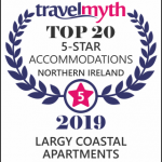 travelmyth Largy Coastal Apartments Carnlough 5 star