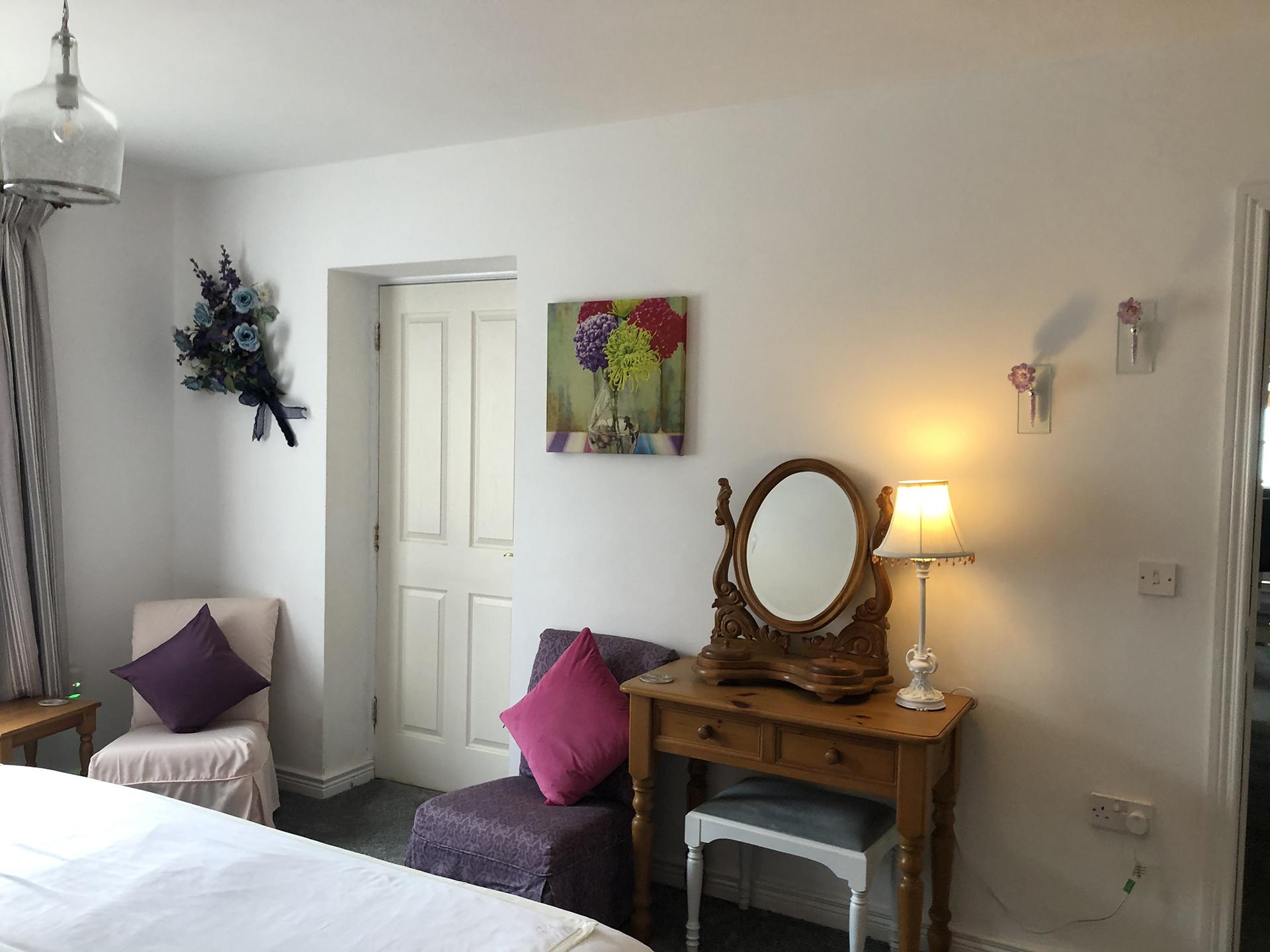 Glenariff Double Bedroom
